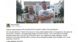 Magia serc - zebrane pół miliona na otwocki Promyczek