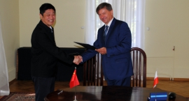 Otwock i Pekin – miasta partnerskie