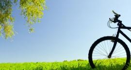 Rowerem przez Osieck