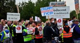 Następne protesty przeciw odorom