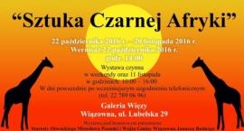 Wiązowna: wystawa Sztuka Czarnej Afryki