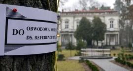 Przegrana radnych koalicji - otwockie referendum nieważne