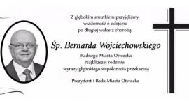 Uroczystości pogrzebowe Bernarda Wojciechowskiego