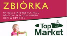 Zbiórka na rzecz IOP w sklepach Top Market