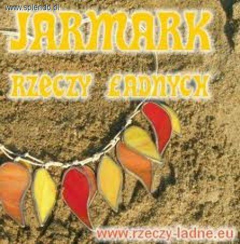 Wystawy, Jarmark Rzeczy Ładnych - zdjęcie, fotografia