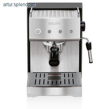 Kawa, ekspres ciśnieniowy czyli prosty sposób pyszną kawę - zdjęcie, fotografia