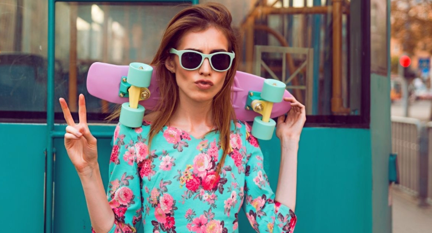 Moda, pogoni stylem Skąd czerpać inspiracje modowe - zdjęcie, fotografia