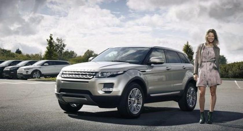 Motoryzacja, Range Rover Evoque - zdjęcie, fotografia