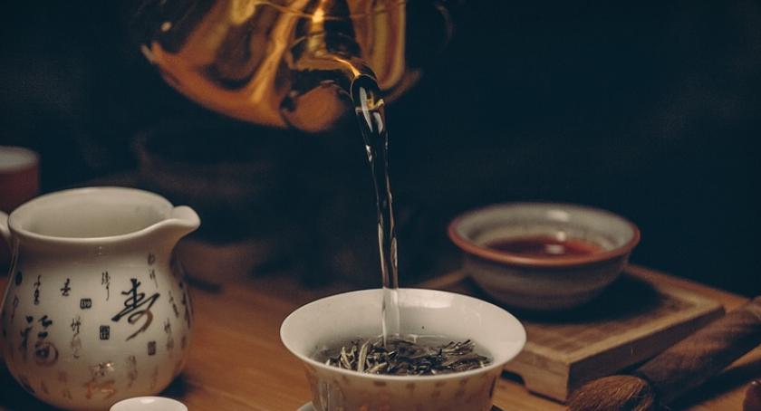 Herbata, Zielona herbata właściwości - zdjęcie, fotografia