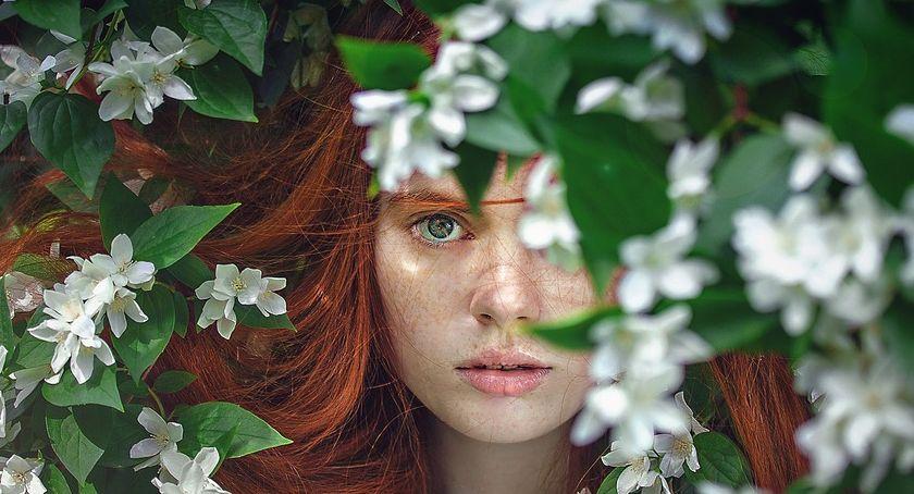 Pielęgnacja, zregenerować włosy zimie - zdjęcie, fotografia