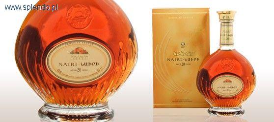 Cognac, Ararat – koniak brandy Stalina Churchilla - zdjęcie, fotografia