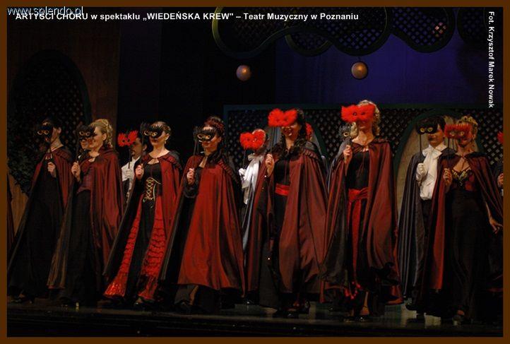Spektakle i widowiska, Wiedeńska - zdjęcie, fotografia