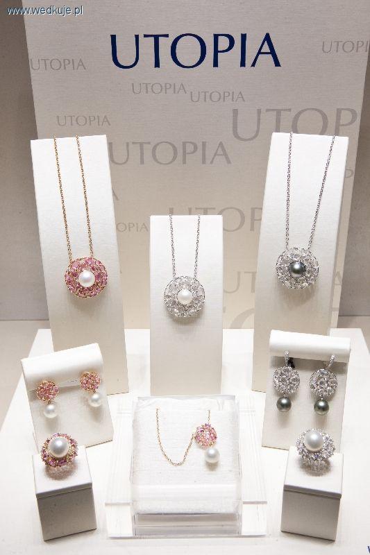 Dodatki, Kolekcja pereł marki Utopia Salonie Elluxus - zdjęcie, fotografia
