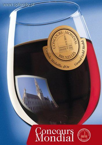Wino, Concours Mondial Bruxelles - zdjęcie, fotografia