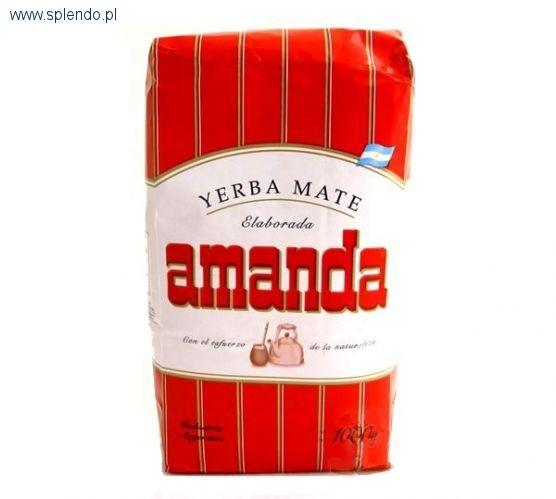 Herbata, Yerba Amanda Oracion Pajarito Rosamonte - zdjęcie, fotografia