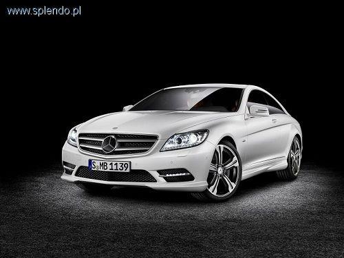 Motoryzacja, Mercedes Grand Edition Mercedes klasa - zdjęcie, fotografia