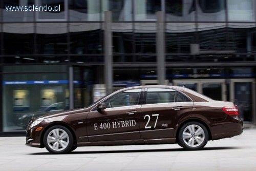 Motoryzacja, Mercedes BlueTEC HYBRID - zdjęcie, fotografia