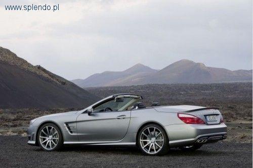 Motoryzacja, Mercedes - zdjęcie, fotografia
