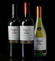 Wino Casillero del Diablo