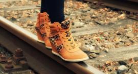 Buty na platformie hit wiosna-lato 201