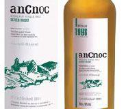 Whisky anCnoc  Vintage 1998