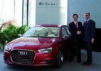 Audi A3 – od 2013 roku nowa fabryka w Chinach