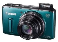 PowerShot SX260 HS i PowerShot SX240 HS od marki Canon