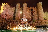 Międzynarodowy festiwal czekolady w Óbidos