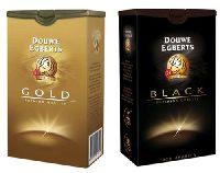 Kawa Douwe Egberts - Douwe Egberts Gold, Black
