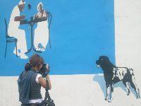Sztuka ulicy - Street art na salonach