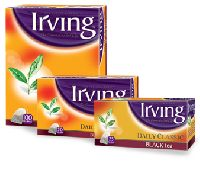 Herbaty Irving - Kto podbija herbaciane gusta Polaków?