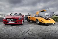 SLK 250 CDI: wysokoprężny sukces Mercedes-Benz