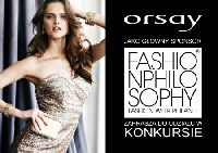 Konkurs Orsay na Fashion Week Poland