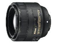 Nowy obiektyw Nikon AF-S NIKKOR 85 mm f/1,8G