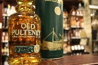 Old Pulteney whisky roku