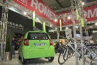 Pojazd elektryczny Romet 4E w trendzie ekologii