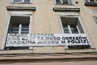 Dwa razy za dużo obrazów - wystawa Marka Sobczyka