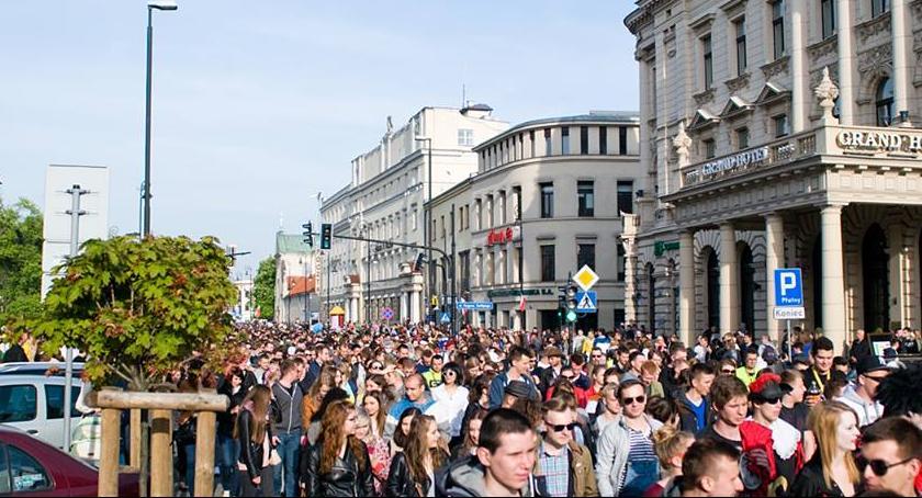 Imprezy, jutro ulicami Lublina przejdzie studencki Korowód! - zdjęcie, fotografia