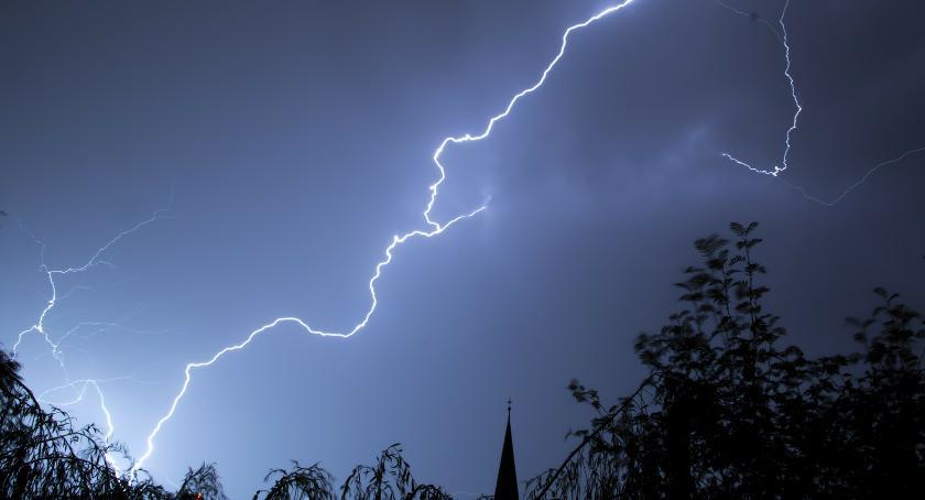 Pogoda, Uwaga burze! - zdjęcie, fotografia