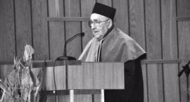 Nie żyje profesor Jerzy Pomianowski