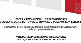 Punkt informacji przeciwko wyłudzeniom oraz drobnym kradzieżą już otwarty