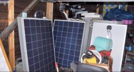 Odzyskano przetwornice baterii słonecznych! [FOTO]