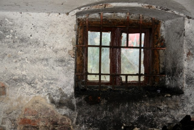 """Informacje o Grodzisku, domach słyszano płacz bitych ludzi"""" - zdjęcie, fotografia"""