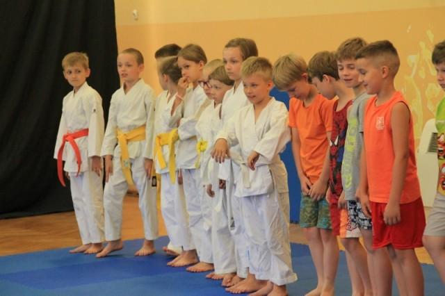 Sport, Sportowe Wakacje Jaktorowskim Klubem Karate Fudokan ZANSHIN - zdjęcie, fotografia