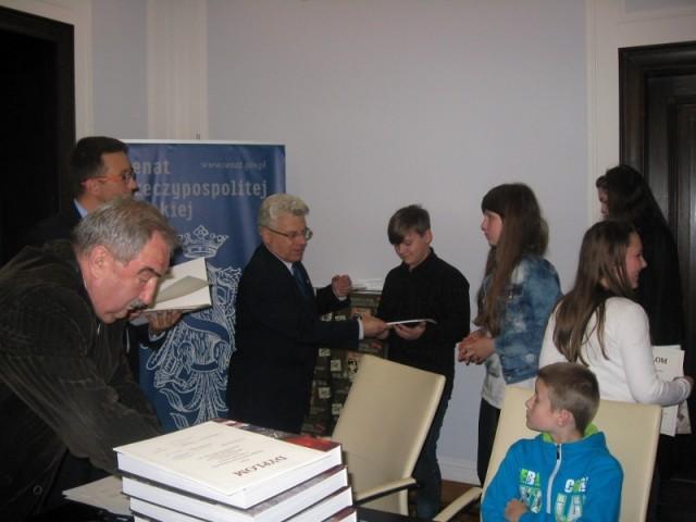 Aktualności, Sukces grodziskich uczniów - zdjęcie, fotografia