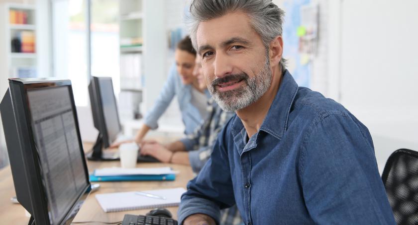 Praca, rekrutacyjny mówi pracodawcy - zdjęcie, fotografia