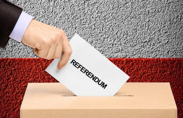 Polityka, pytania referendalne żadne istotne punktu widzenia obywateli - zdjęcie, fotografia