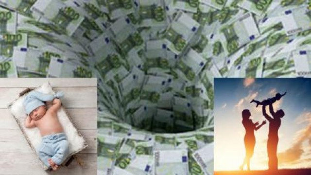 Polityka, Wychowanie dziecka kosztuje blisko złotych - zdjęcie, fotografia