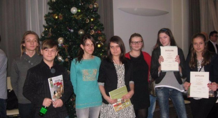 Edukacja, Sukces grodziskich uczniów - zdjęcie, fotografia