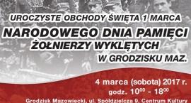 Obchody z okazji święta 1 marca w Grodzisku Mazowieckim
